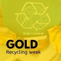 Gold recycling collection week