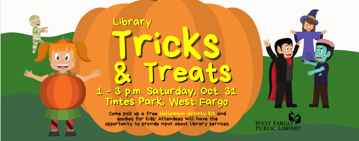 Library Tricks & Treats