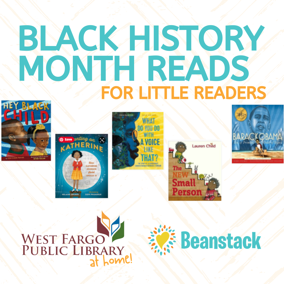 Black History Month Reads  (1)