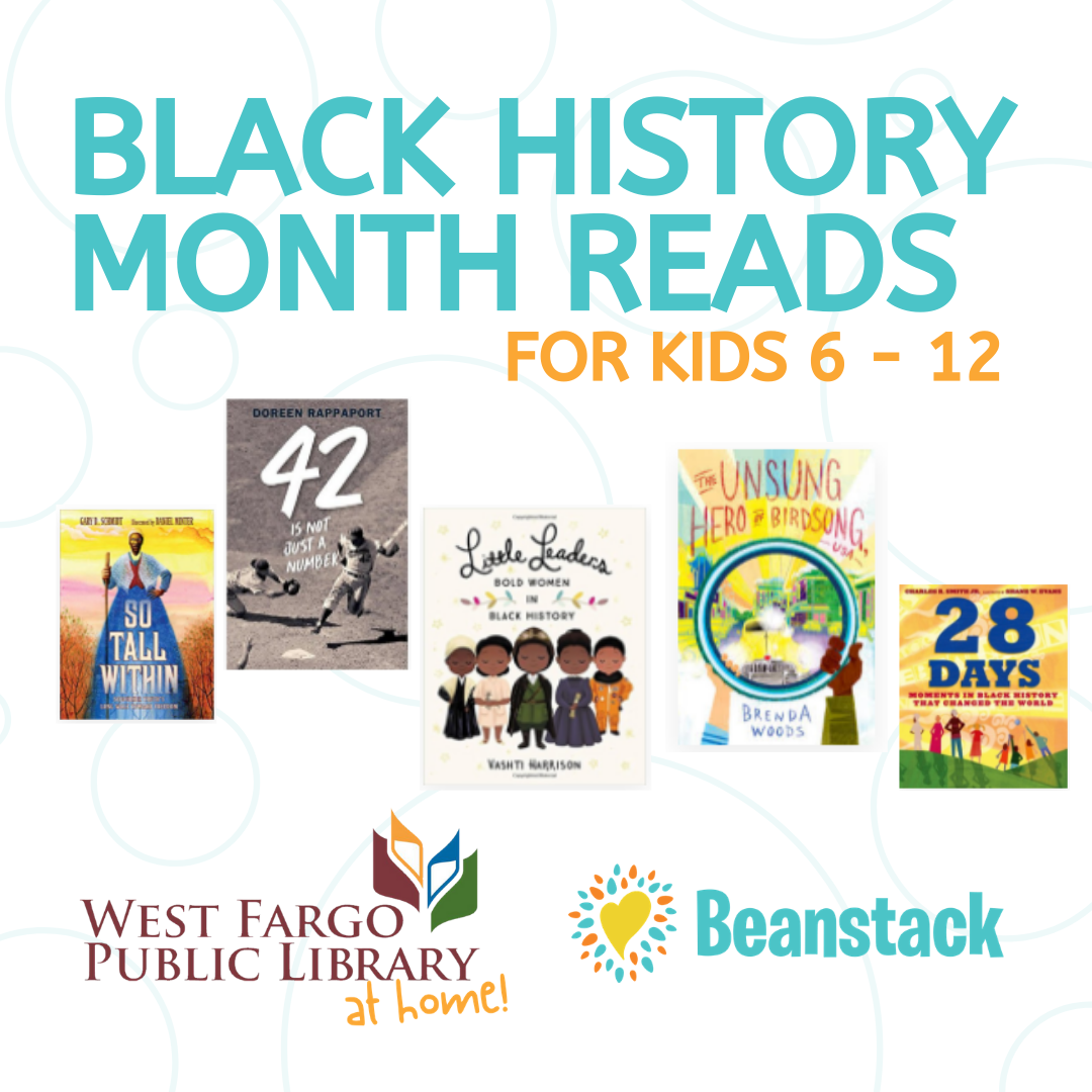 Black History Month Reads  (2)